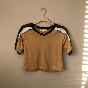 Project social Urban Outfitters top
